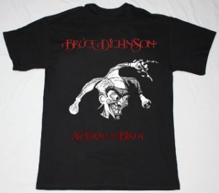 Bruce Dickinson Accident at Birth97 Iron Maiden Heavy Metal New Black