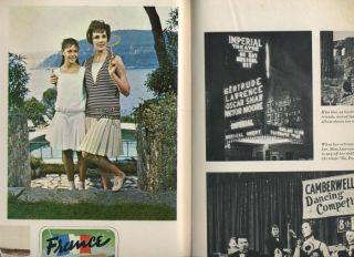 Scrapbook of A Star Souvenir Program Julie Andrews 1968 Gertrude