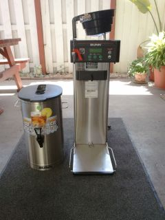 Bunn Infusion Itcb Coffee and Ice Tea Maker