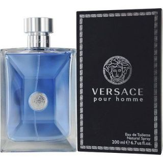 VERSACE POUR HOMME * Cologne for Men * 6.7 / 6.8 oz * BRAND NEW IN BOX