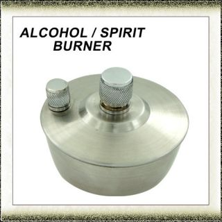 Dental Lab Jewellers Alcohol Spirit Lamp Bunsen Burner
