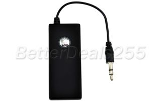 SK BTI 002 Stereo Bluetooth Audio Adapter Black US Plug