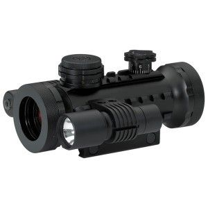 BSA Optics STSRD30LL 30mm Stealth Tactical Rifle Sight