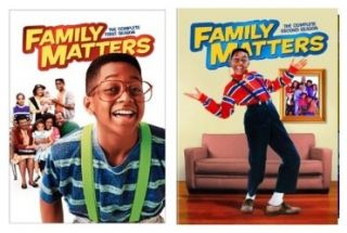 New Family Matters DVD 1st First 2nd Second Season 1 One Two Seasons