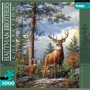 Buffalo Games Hautman Brothers Standing Proud Jigsaw Puzzle 1000 PC