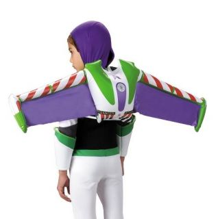 Disney Toy Story Buzz Lightyear Jet Pack Inflatable Costume Wings