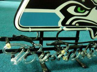 Seattle Seahawks Football Beer Bar Neon Light Sign IF055