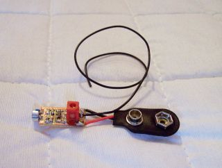 Micro FM Spy Bug Transmitter Listening Device