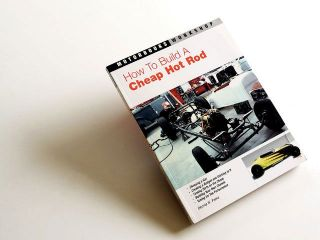How to Build a Cheap Hot Rod   Book Model T Ford A RAT ROD Lowrider