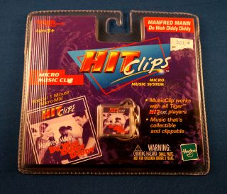 Brand New   Sealed . Hit C l ips by Tiger Electronics / Has bro.