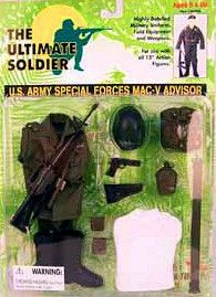 The Ultimate Soldier U s Army Special Forces Mac V Advisor Accessory