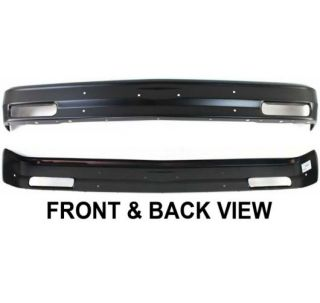 bumper front primered chevy s 10 blazer s10 pickup jimmy parts auto