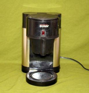 Bun Nhb Bunn O Matic 10 Cup Professional Home Coffee Brewer Free