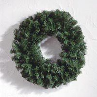 Canadian Pine Wreath Garland Mini Christmas Trees Picks Holiday