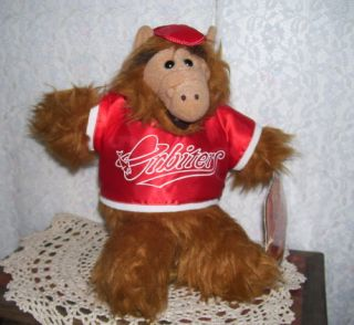 ALF Puppet Orbiters Ball Uniform 1988 Burger King