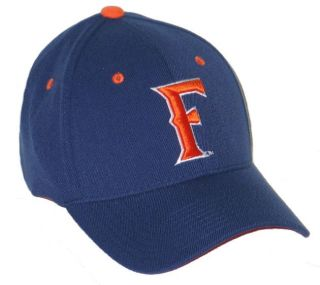 Cal State Fullerton Titans ZH Blue Flex Fit Fitted Hat Cap M L New