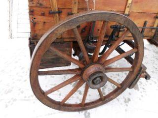 horse drawn chuck wagon farm wagon antique wagon