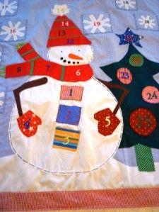 Pottery Barn Christmas Advent Calendar