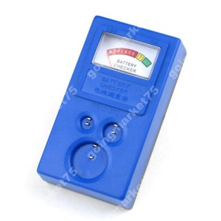 Button Coin Cell Battery Power Tester Checker 1893