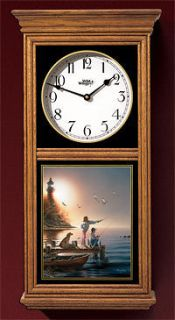 New Regulator Wall Clock Artwork by Terry Redlin Choose from 34 Prints