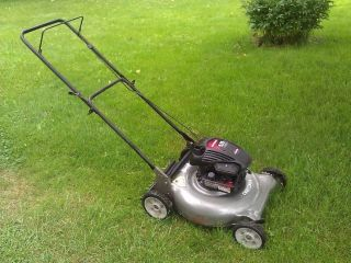 Craftsman Briggs Stratton 4 75 HP 21 Cut Push Mower