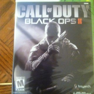 Call of Duty Black Ops 2 (Xbox 360) with BONUS MAP Nuketown 2025