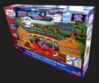 Thomas The Tank Engine and Friends Toy Train Track Set