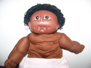 African American Cabbage Patch Kids 20 Lifelike w Outfit