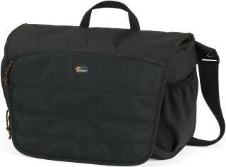 Compuday Photo 150 Digital SLR Camera Messenger Bag Black New