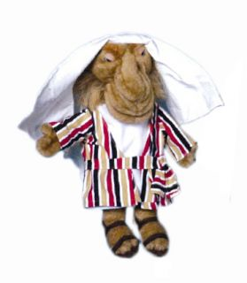 Professional Ministry Glove Hand Puppet Nomad Camel New