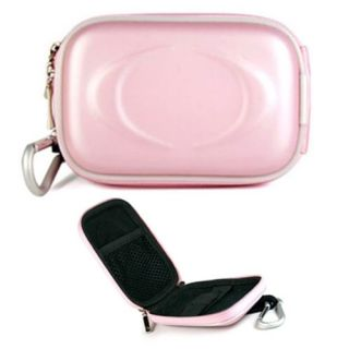 S1200pj S3100 S3300 S4100 S430 Pink Carbon Camera Case Cover