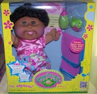 cabbage patch kids babies jordan ireland aa doll