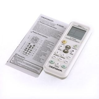 Universal LCD A C Muli Remote Control Controller for Air Condition