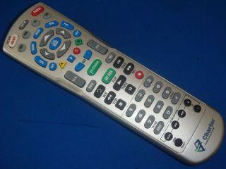 Charter Cable Box Remote Subs UR4U MDVR2 CHD2 UR4U CHD2