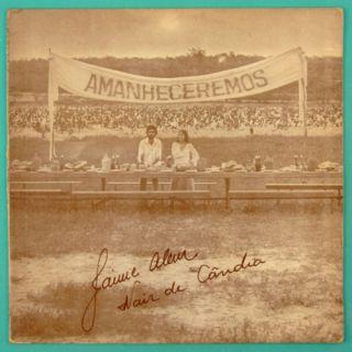 LP Jaime Alem E Nair de Candia Amanheceremos 79 Brazil