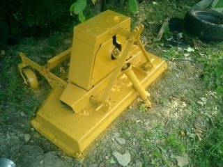 Woods 3 Point Hitch Finish Mower