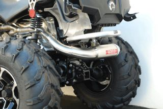Can Am Outlander 1000 ATV Full Complete Exhaust Kit System All Years