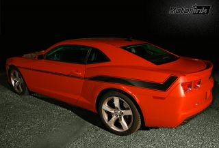 2010 and Up Chevy Camaro Yenko Side Stripes Decal Kit 10 2011 2012
