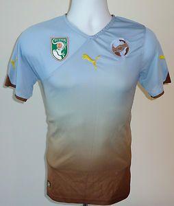 Cameroon Ghana Algeria Africa Unity football shirt top soccer jersey