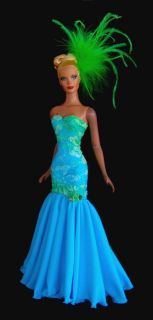 Fashion for Tyler/Friends ~Calypso Baby~ by DAO Ltd. to 1 GOWN ONLY