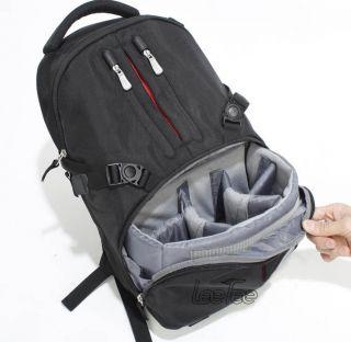 Professional Canon Nikon DSLR Digital Camera 14 Laptop Backpack Bag