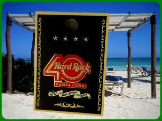 Hard Rock Cafe Punta Cana City HRC 40th Anniversary Pin