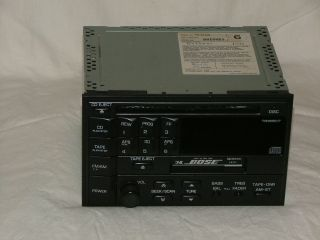 Clarion PN 2034D Bose CN531 CD Radio Cassette Car Player deck