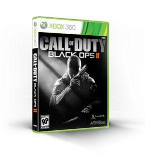 NEW Call of Duty Black Ops II Xbox 360 INCLUDES NUKETOWN BONUS
