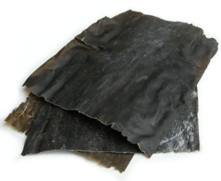 to use this sea vegetable to make vegetarian broth kombu can be used