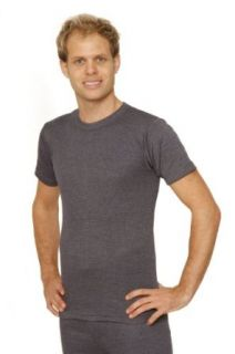 OCTAVE® Thermal Underwear : Mens Thermal Underwear Short Sleeve Vest