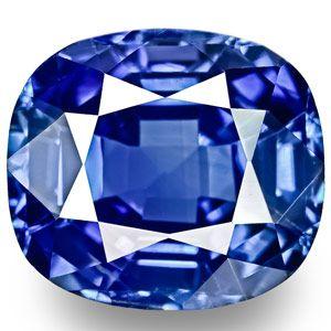 22 Carat Exclusive Velvety Cornflower Blue Kashmir Sapphire