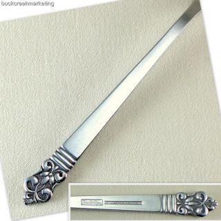 CBS1 Cambridge Silversmiths Satin Stainless Steel Flatware Japan