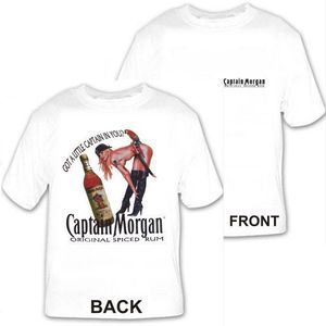 Captain Morgan Rum Pirate Girl Liquor Beer T Shirt New Choose Your