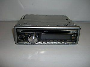 JVC in Dash Car Audio CD  HD Tuner Stereo Receiver